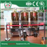 Copper beer equipment 100L