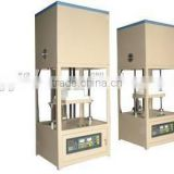 YIFAN cheap 1600C bottom loading box furnace YF-1700BL