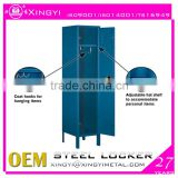 high quality School & Office Metal Steel Locker for Gym Clothing Bathroom, Digital Lock Locker