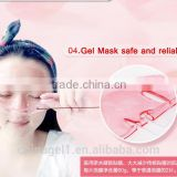 Rose Hydrating Whitening And Moisturizing Nourishing Crystal Collagen High Quality Facial Mask