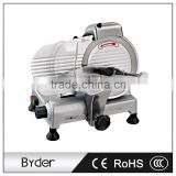 8 Inch Small Electric Semi-automatic Frozen Meat Cutting Machine Slicer with Safe Protection Device
