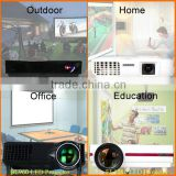 china express 2000,2500,3000,3800lumens LED LCD,DLP for optional hologram led mini pocket projector for iphone 5