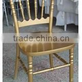 Modern Bamboo Banquet Chair Wedding Dining Chair Cheap Hotel Chair BY-1229