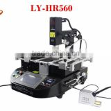 Automatic bga rework station HR560 for motherboards, hot air heater bga station