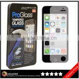 Keno Good Quality Mobile Phone Toughened Glass / Film for iPhone 4 4S 5S 6 / Phone Screen Protector