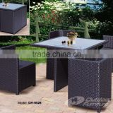 Rattan garden furniture import (DH-9528)