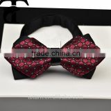 hot selling products with factory price Fancy gift school uniform bow ties for men                                                                                                         Supplier's Choice