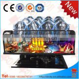 Playground equipment 5d cinema, cinema equipment, virtual screen mobile cinema glasses,supplier/factory