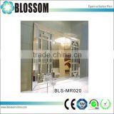 Fashion design square mirrors cheap bathroom mirror                                                                                                         Supplier's Choice