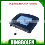 New DIGIPROG III Digiprog 3 obd version with OBD2 Digiprog3 with Full Software multi-language free shipping