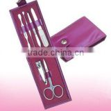 Promotional nail items manicure set