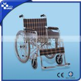 Foldable Aluminum Alloy Manual Wheelchair