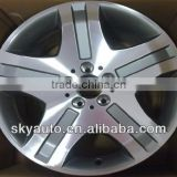 alloy wheels of 18inch,19inch,20inch fit on mercedes