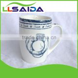 New arrival enamel mug saida china new products sublimation mug