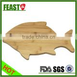 2015 NEW product wholesale fish shape cutting board