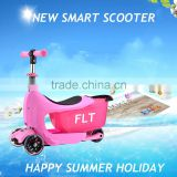 High quality multifunctional wholesale kids scooter with storage                                                                                                         Supplier's Choice