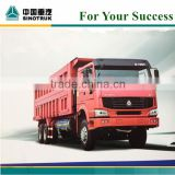 China manufacturer 2016 new 30ton Sinotruk 336hp howo 6x4 dump truck for Ethiopia market