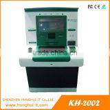 VTM/ Virtual Teller Machine/ Video Teller Machine/ Selfservice machine for bank services