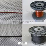 Vectran braid for metal roller blind / retractable door screen / excel retractable screen