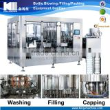 Plastic Bottles Soft Drink/Carbonated Water Filling Machine                                                                         Quality Choice