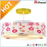 Modern Beautiful Flower and Butterfly Kids Ceiling Lamp