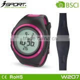 Isport Healthy Living Sports Heart Rate Pulse Rate Wrist Watch