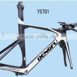 2014 OEM newest fixed gear triathlon carbon bike frames China