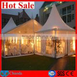 2014 hot sale CE ,SGS ,TUV cetificited aluminum alloy frame and PVC fabric camping inflatable clear tent