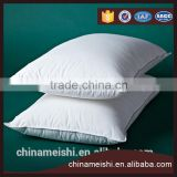 Guangzhou hot sale double duck/goose feather pillow for bed                                                                         Quality Choice