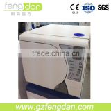 New Dental Autoclave with Alarm System for Waste Water Tank