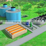 China Puxin Biogas Plant to Generate Electricity/Biogas Generator