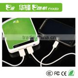 Factory Patent Design Private Mode- Large Capacity Universal External Battery 10400 mAh for Iphone 5, Tablet PC