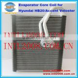 air conditioning Aircon ac Evaporator Core Coil for Hyundai HB20/Accent Veloster 2011