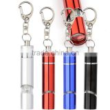 Multi-function Laser pointer LED torch with key chain Personalized items customized logo