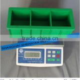 Plastic Mortar Test Mould/cement mortar mould/plastic cube mould concrete test cube mould