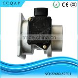 22680-52F01 China manufacturer high quality wholesale price auto hitachi mass air flow meter for Japanese car