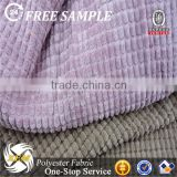 Elegant design OEM newest hot selling baby wale corduroy fabric