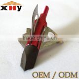 2014 purchase red broadheads made in china for hunting