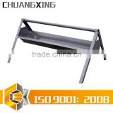 Powder coating custom animal dog feed trough