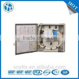 12 Ports Optical Fiber Terminal Box,Fiber Optic Communication Equipment