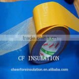 Double Sides Glass Cloth Tape with Aggressive Adhesion