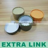 Collapsible Wholesale Paper Mach Boxes , Pattern Storage Boxes, Customized Paper Chocolate Box