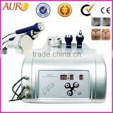Mini Portable Ultrasound Cavitation Machine Fat Freezing For Body Slimming At Home Au-43 Fast Cavitation Slimming System