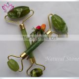 natural stone facial massage roller chinese skin care products professional anti-aging skin care device