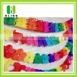 Decoration Hot Sales High Quality Factory tissue paper tassel garland
