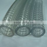 PVC Steel Wire Helix Spiral Hose Pipe