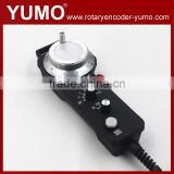 YUMO ISMM2080 100 pulse 5VMPG CNC machine encoder Handwheel manual encoder Handwheel manual mpg generator