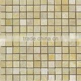 High Quality Natural Stone Gold Mosaic Tile For Bathroom/Flooring/Wall etc & Mosaic Tiles On Sale With Low Price