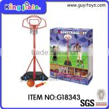 kings sets China factories basketball set mini basketball toy
