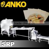 Anko Commercial Big Scale Hot Sale Spring Roll Skin Making Machine